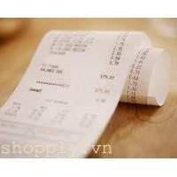 Hướng dẫn cách khôi phục chữ in bị mờ trên giấy in nhiệt