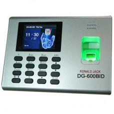 Máy chấm công Ronald Jack DG-600BID (vân tay, thẻ từ, kiểm soát ra vào)