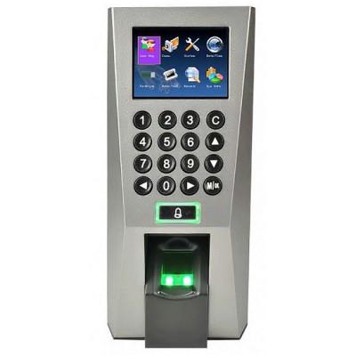 Máy chấm công Ronald JackF18 (vân tay & thẻ cảm ứng + access control)