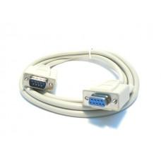 Dây cáp cổng Serial đầu âm (9F) và dương (9M)