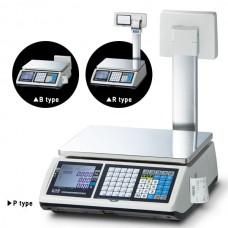 Cân điện tử in hóa đơn CAS CT100