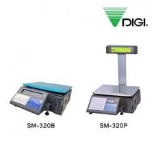 Cân điện tử in mã vạch DiGi SM-320B/320P