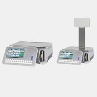 Cân điện tử in tem nhãn mã vạch DiGi SM-5300B/SM-5300P
