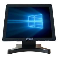 """Màn hình bán hàng cảm ứng Tysso TS17TB (điện dung đa điểm, 17"""")"""