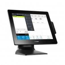 """Máy bán hàng cảm ứng Posbank Apexa G (Celeron Quad-Core, SSD 128Gb, RAM 4Gb, LED 15"""")"""