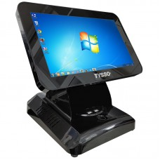 "Máy POS bán hàng Tysso S11 (Celeron, RAM 4Gb, SSD 64Gb, 11"")"