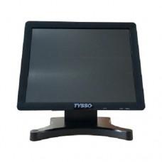 """Màn hình cảm ứng bán hàng Tysso TS15TB (điện dung đa điểm, 15"""")"""