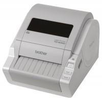 Máy in mã vạch Brother TD-4000 (300 dpi, in nhiệt trực tiếp)