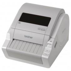 Máy in mã vạch Brother TD 4000 (300 dpi, in nhiệt trực tiếp)