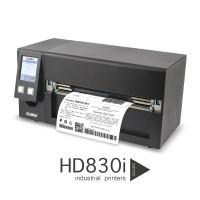 Máy in mã vạch công nghiệp Godex HD830i (300dpi, khổ in 220mm)