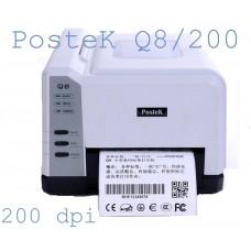 Máy in mã vạch PosteK Q8 200 (203 dpi)