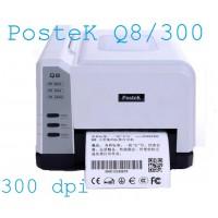 Máy in mã vạch PosteK Q8 300 (300 dpi)