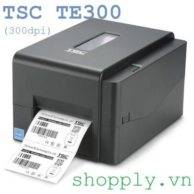 Máy in tem mã vạch TSC TE 300 (300 dpi)