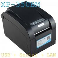 Máy in mã vạch & hóa đơn XPrinter XP 350BM (USE)