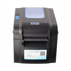 Máy in mã vạch XPrinter XP-370BM (USB + RS-232 + LAN)
