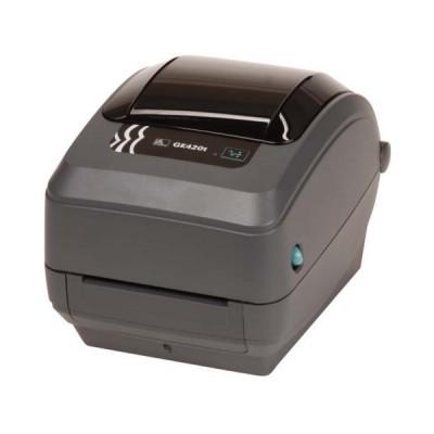 Máy in mã vạch Zebra GK420t (203dpi, văn phòng)