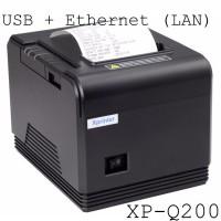Máy in nhiệt Xprinter XP Q200-UE (khổ 80mm, U+E)