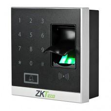 Thiết bị kiểm soát cửa ra vào ZKTeco X8S (vân tay + thẻ cảm ứng + mã PIN)