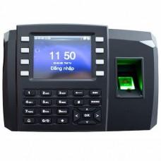 Máy chấm công Ronald JackTFT 600 (vân tay + thẻ cảm ứng + KSRV)