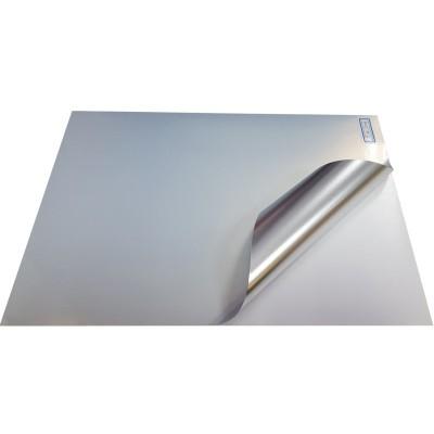 Decal xi bạc khổ A4 nguyên tấm 210x297 (mm)