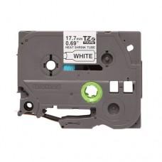 Băng ống co nhiệt Brother HSe-241 (17.7mm x 1.5m, đen / trắng)