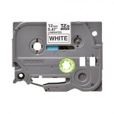Băng giấy in nhãn Brother TZe-231 (12mm x 8m, đen/trắng)