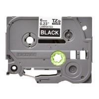 Băng cassette in tem nhãn Brother TZe-315 (6mm x 8m, chữ trắng nền đen)