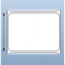 Giấy decal in tem nhãn mã vạch 1 tem 80x60mm, 150m (in với ruy băng mực)