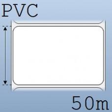 Tem nhãn nhựa PVC 1 tem 90x60mm, 50m
