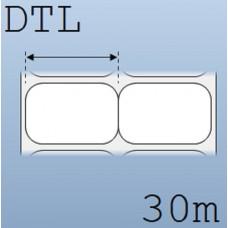 Giấy decal NHIỆT in mã vạch 02 tem 35x22, dài 30m