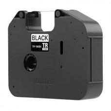 Băng mực in ống co nhiệt Brother TR-100BK (mực đen, 12mm x 8m)