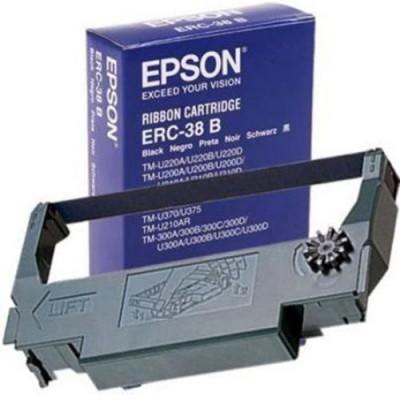 Băng mực ERC-38 B (đen) cho máy in kim Epson