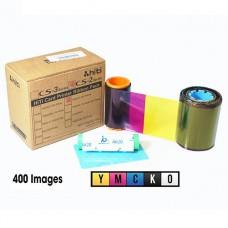 Băng mực YMCKO máy HiTi CS-2, CS-3 (full color)