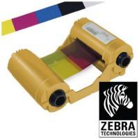 Băng mực YMCKO 800033-840 máy Zebra ZXP Series 3 (full color)