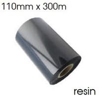 Ruy băng mực resin FO 110mm x 300m in tem nhãn mã vạch
