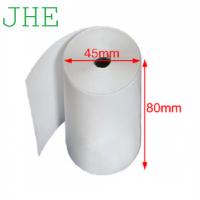 Giấy in nhiệt JHE k80 Ø 45mm