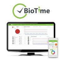 Phần mềm chấm công BioTime, ZKTime.Net...của hãng ZKTeco