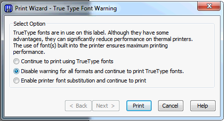 true type fonts